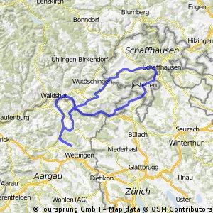 Schaffhausen Rheinfall