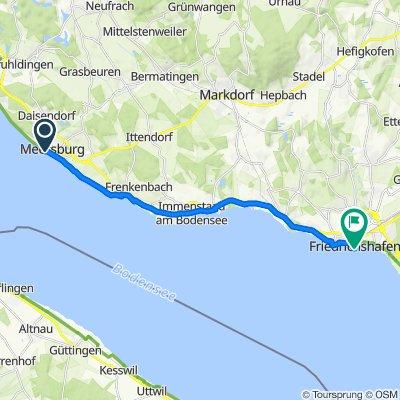 Meersburg-Friedrichshafen
