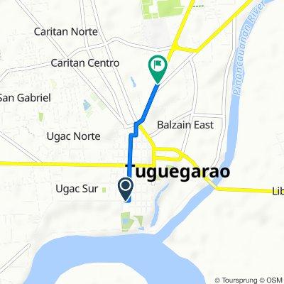 Steady ride in Tuguegarao City