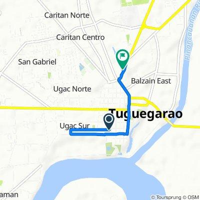 Slow ride in Tuguegarao City