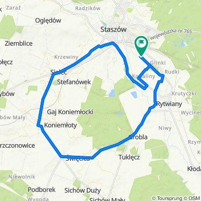 Polna 26, Staszów do Polna 26, Staszów