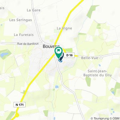 De Rue Saint-André, Bouvron à 6082 Rue Saint-André, Bouvron