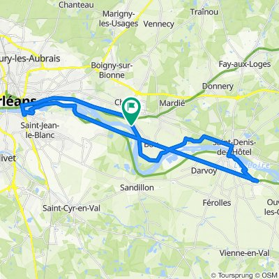 55 Chemin du Port, Chécy nach 55 Chemin du Port, Chécy
