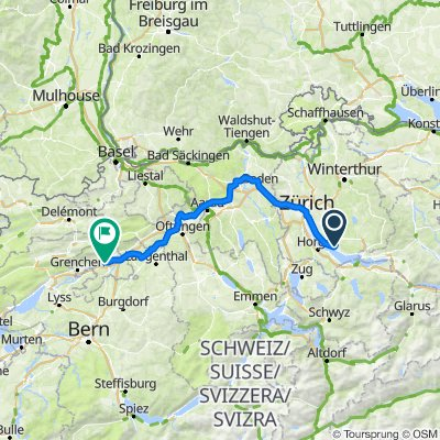 Uetikon Solothurn