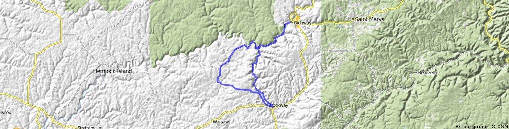 Brockway-Ridgeway-Brockway
