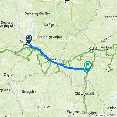 J-11: balade le long de la Loire