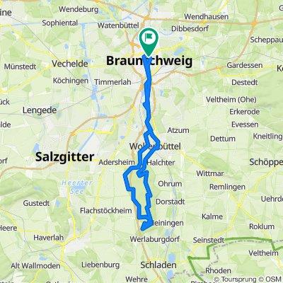 Große Runde Braunschweig Oderwald