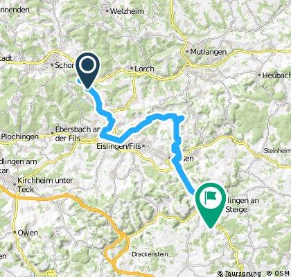 Tour de Region - Etappe 09