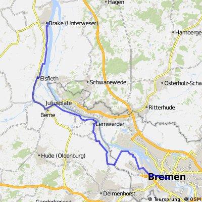 Bremen Sommerrunde Teil 1