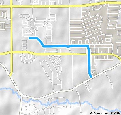 Dallas County Trail Lancaster, TX