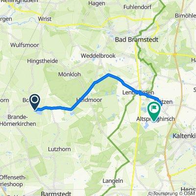 Neel-Greve-Straße 2, Bokel nach Alt Springhirsch 2–10, Nützen