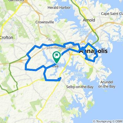 Tour de Annapolis
