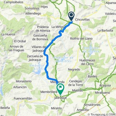 CaminoCid4 - Atienza-Jadraque