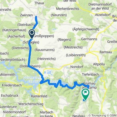 Allentsteig - Eisengrabenamt 26