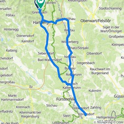 Staudach nach königsdorf