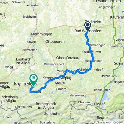 2 Bad Wörishofen - Bolsternang