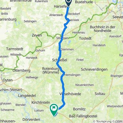 Steinhornskamp 10, Harsefeld nach Nordkampen 31, Walsrode