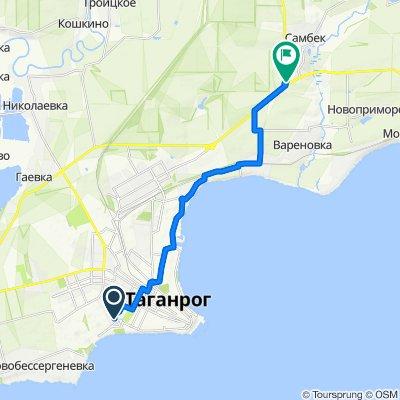 Таганрог-Мемориал Славы Самбекские высоты BiMap