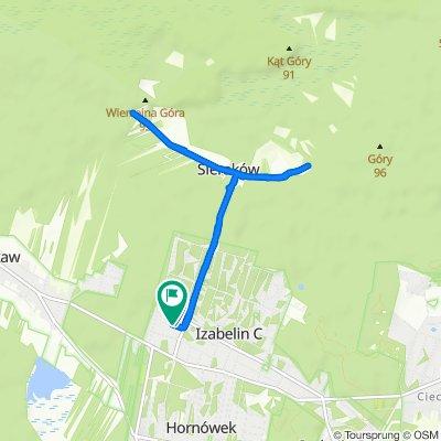 Easy ride in Izabelin