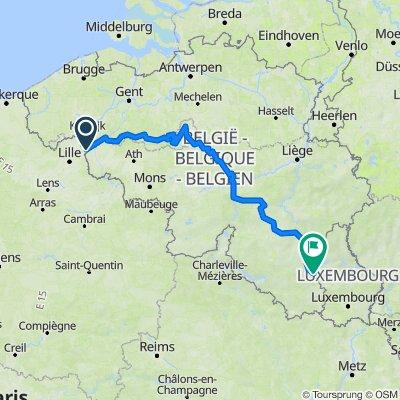 EV 5 | Belgium | lifeintravel.it