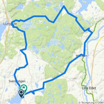 Norra Sågen 110, Stenungsund to Huveröd 210, Stenungsund