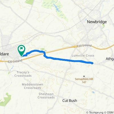 R445 558-644, Kildare to Dublin Road 645, Kildare