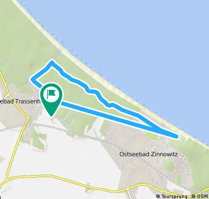 Trassenheide-Zinnowitz Downhill