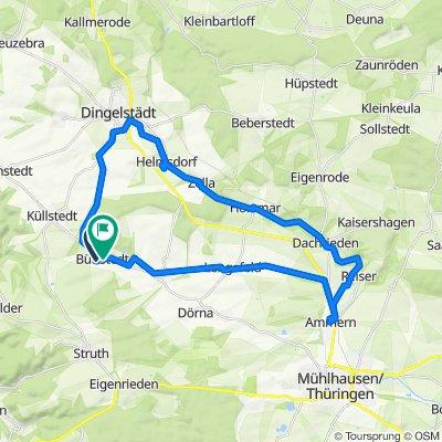 Büttstedt-Unstrutradweg