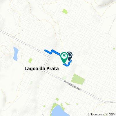 Easy ride in Lagoa da Prata