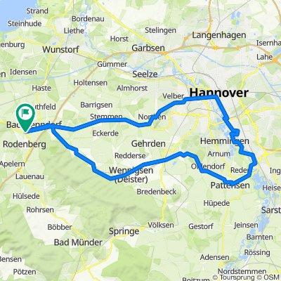 Bad Nenndorf - Maschsee-Leine-Pattensen-BN