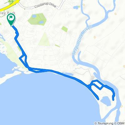 2–24 Petit Loop, Mandurah to 10 Premier Street, Mandurah
