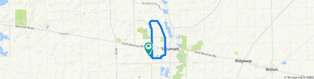 491 Tilton Dr, Tecumseh to 491 Tilton Dr, Tecumseh