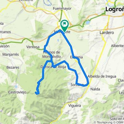 Navarrete 51km
