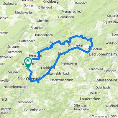 Monzingen-Auen-Seesbach-Brauweiler-Hennweiler