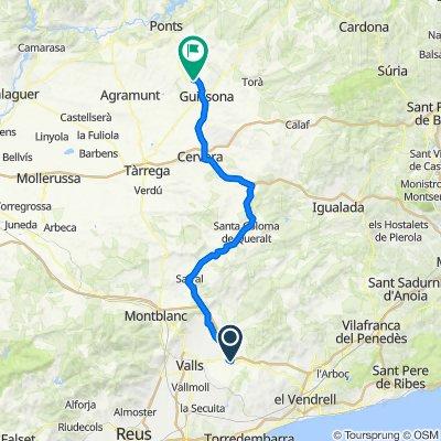 Route nach L-313 19