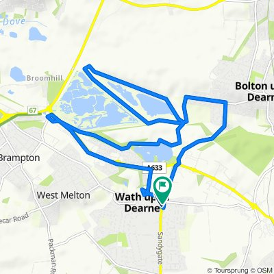 1 Strathmore Grove, Rotherham to Dearneway, Rotherham