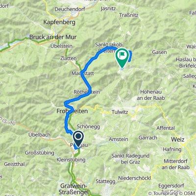 Steiermark 8. Etappe Standard