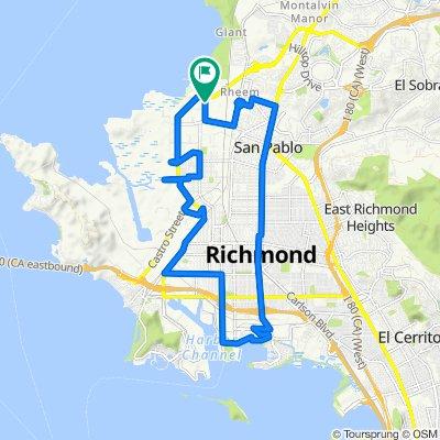 Richmond San Pablo Loop