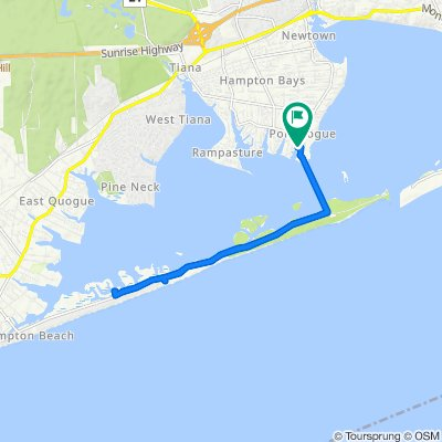 72 Foster Ave, Hampton Bays to 72 Foster Ave, Hampton Bays