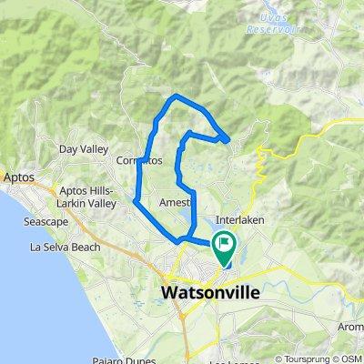 563 Iris Dr, Watsonville to 563 Iris Dr, Watsonville