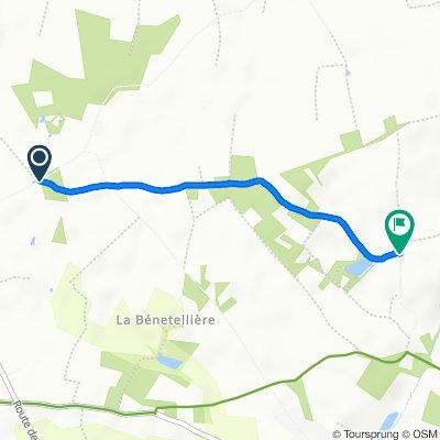 De La Ganacherie, Le Fenouiller à 1bis Clair Bocage, Saint-Révérend