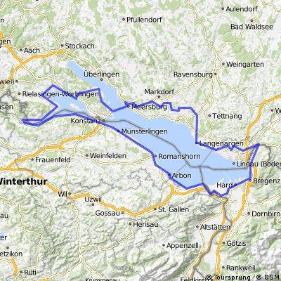Bodensee Radmarathon 2010 - immer wieder geil