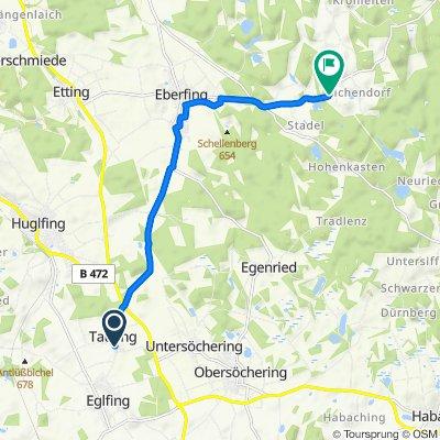 Dorfstraße 16B, Eglfing nach WM10, Eberfing