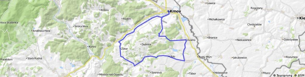 2.13 Krnov-Brumovice -Zátor-Krnov