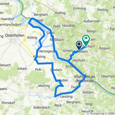 Garham Vilshofen Schönerting Winzer
