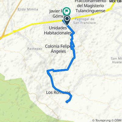 Ruta a Calle Tijuana 13, Javier Rojo Gómez