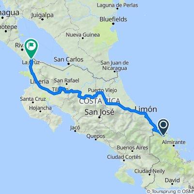 Talamanca Ciclismo 554,58 km - 6 ago.