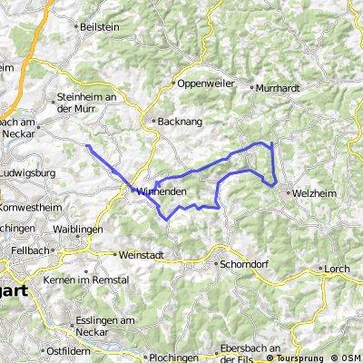 Affalterbach <> Ebnisee