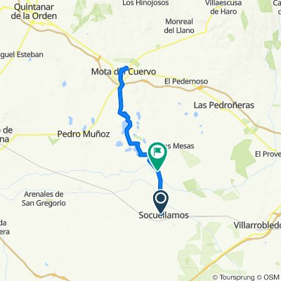 De Paseo Cervantes 11, Socuéllamos a Unnamed Road, Socuéllamos