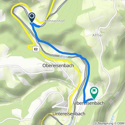 De Kohnenhof, Affler a Dorfstraße 4–6, Übereisenbach